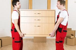 грузчики для разгрузки мебели
